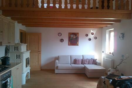 Dolomites charmant appartment - Candide - Apartmen