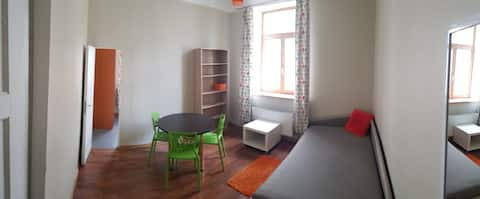 Quiet Center Room in Shared Flat