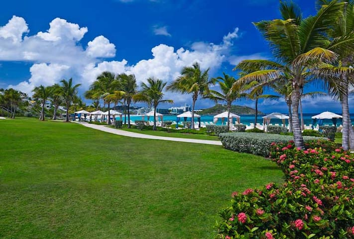 Suite@Westin Dawn Beach Resort&Spa - Sint Maarten - Apartament