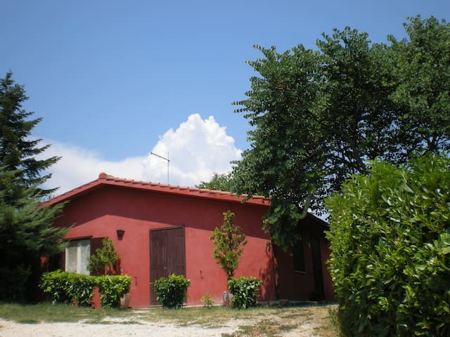 Casa vacanze Il colle delle mele - Magliano Sabina - Dům