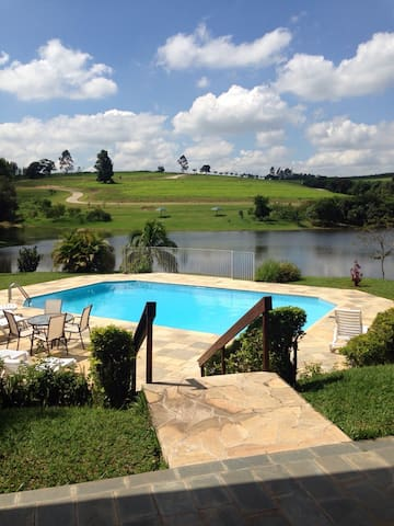 Farm close to Itu and Sorocaba - Porto Feliz - Huis