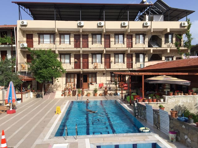 Private double room whit breakfast - Denizli  - Aamiaismajoitus