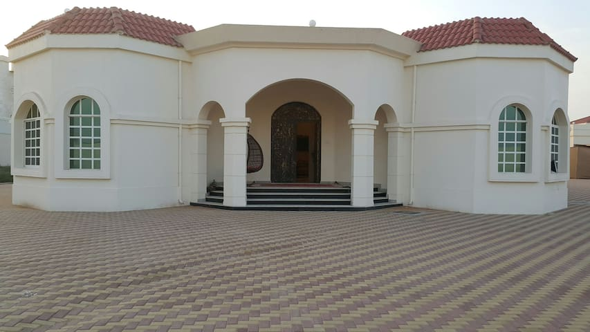 An Entire 4BR Independent  Villa! - Ras Al-Khaimah