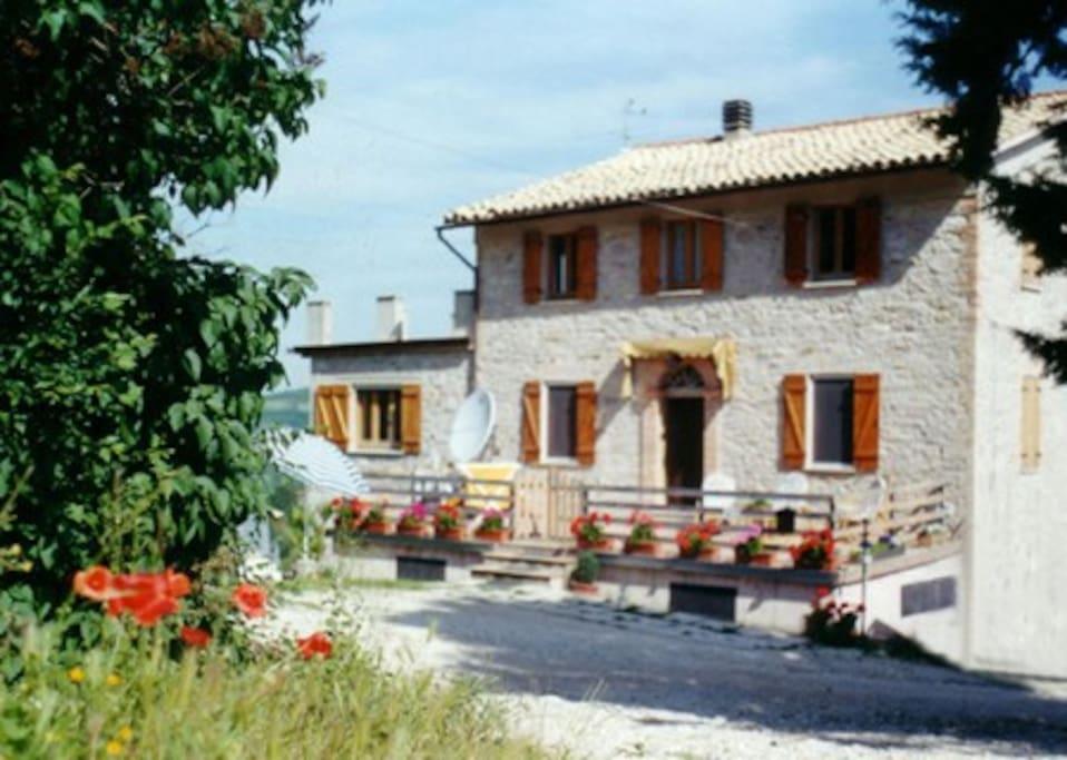 Casa Nocchia Farmhouse