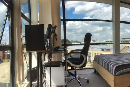Penthouse Brentford (River Side) - London - Wohnung