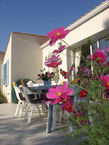 Recent Villa 3* Port des Salines - Le Grand-Village-Plage - Villa