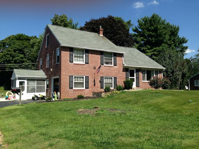 Family friendly home in Wallingford