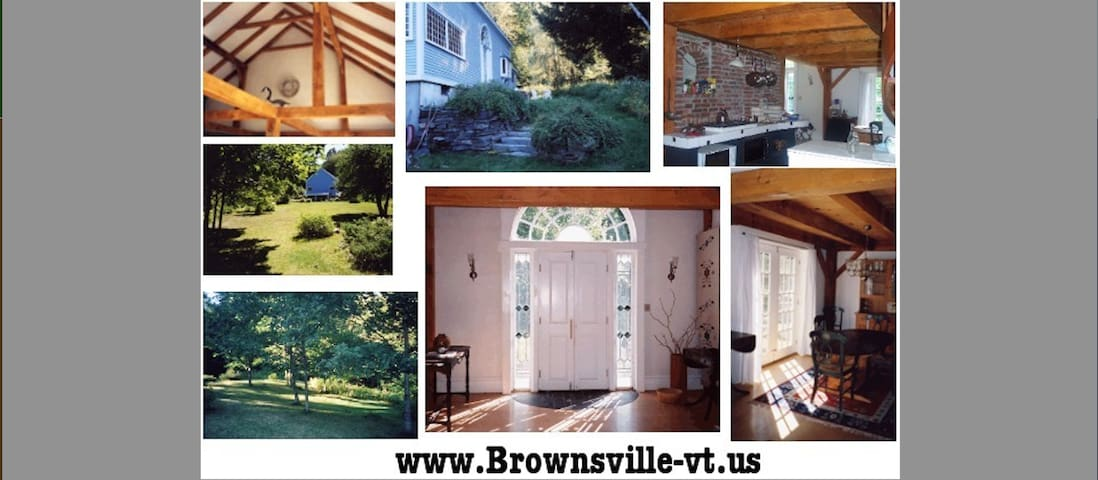 Wonderful house on 24 private acres - Windsor - House