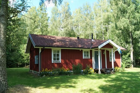 Cottage at lake * Southern Sweden * - House