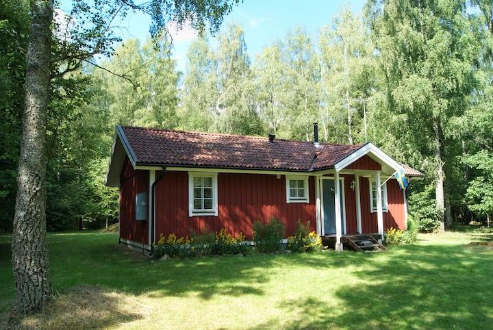 Ferienhaus am See ** Südschweden **