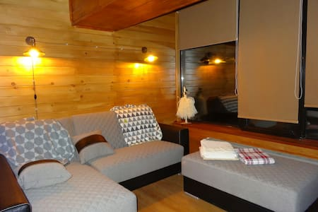 Feel GOOD apartment 2 in New Gudauri