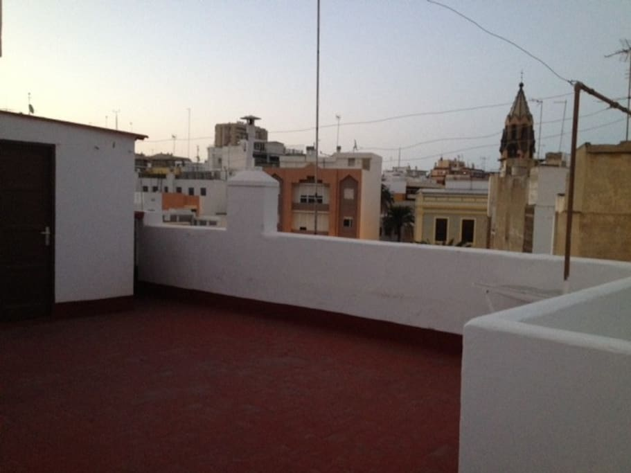 Room 12 m2 kitchen bathroom terrace apartments for rent - Singular kitchen las palmas ...