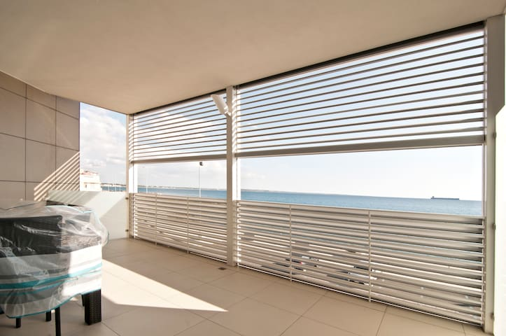 Outstanding sea view apartment  - Gallipoli - Apartment
