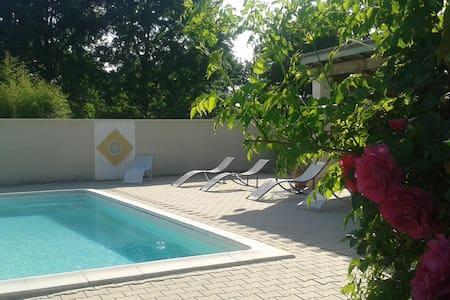 Jolie maison proche de Brantome - Saint-Front-d'Alemps