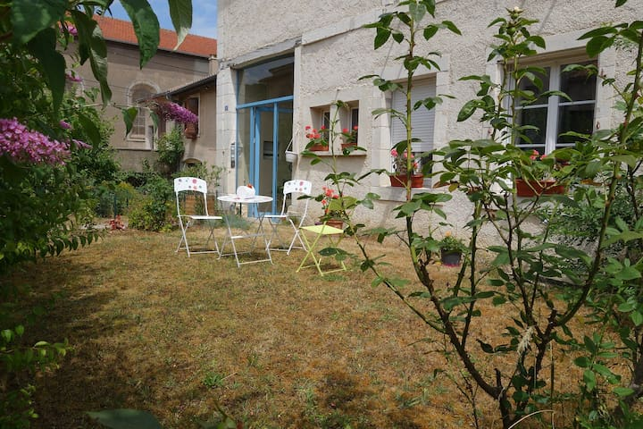 Duplex confortable en campagne - Saint-Maurice-sous-les-Côtes - Wohnung