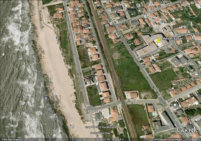 Appart de charme à 10min de Porto - São Félix da Marinha - Daire
