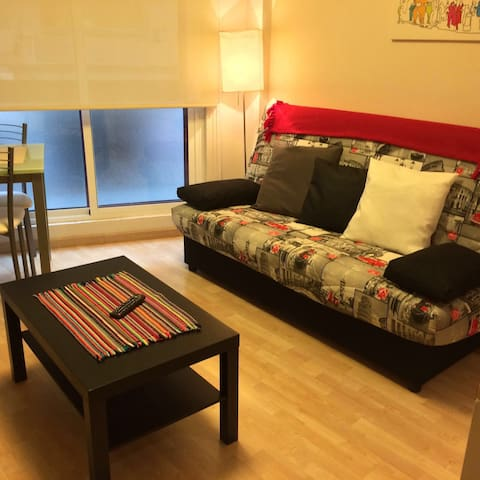 Apartment3-6 Free Parking Gratis Incluid Cent Wifi - Salamanca - Condomínio