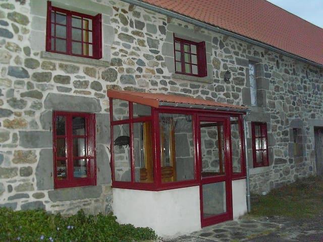 Maison au cœur de l'Auvergne - Saint-Genès-Champespe - Hus