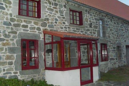 Maison au cœur de l'Auvergne - Saint-Genès-Champespe