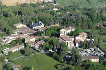 apprécier la campagne Lauragaise - Saint-Michel-de-Lanès