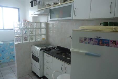 (54) New Cozy ap. at Enseada Beach - Guarujá - Apartment