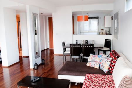 Large and sunny appt in Belgrano!! - Flat