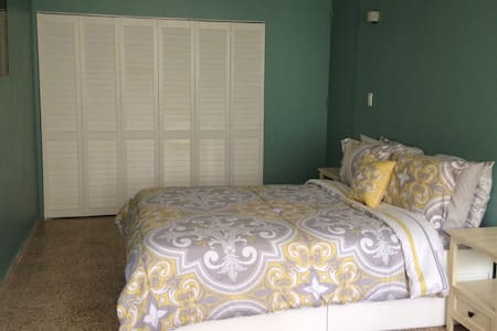 IDEALLY LOCATED COZY TROPICAL SUITE - Luquillo - House