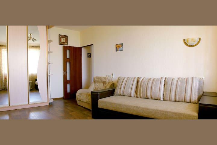 Ambiente Crema, ул. Героев Труда - Харьков - Квартира