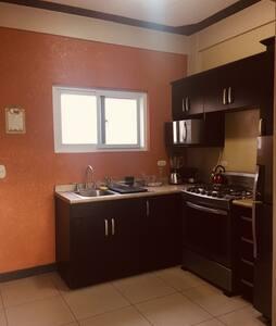 Apartamento Cómodo, totalmente equipado.