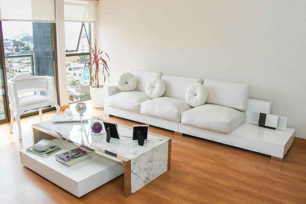 Beautiful apt miraflores barranco appartements louer for Meuble barancio