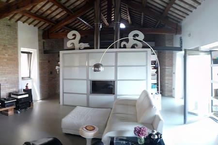 Loft in Polverigi (Ancona) - Italy - Polverigi - Apartment