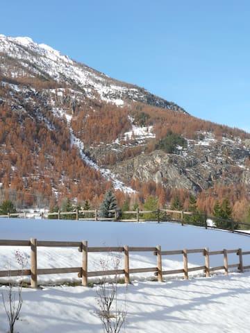 Beau T3 au pied des pistes - La Salle-les-Alpes - Apartment