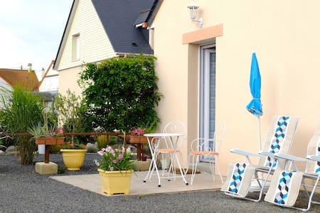 Chez Patrick - Saint-Laurent-sur-Mer - Chambres d'hôtes