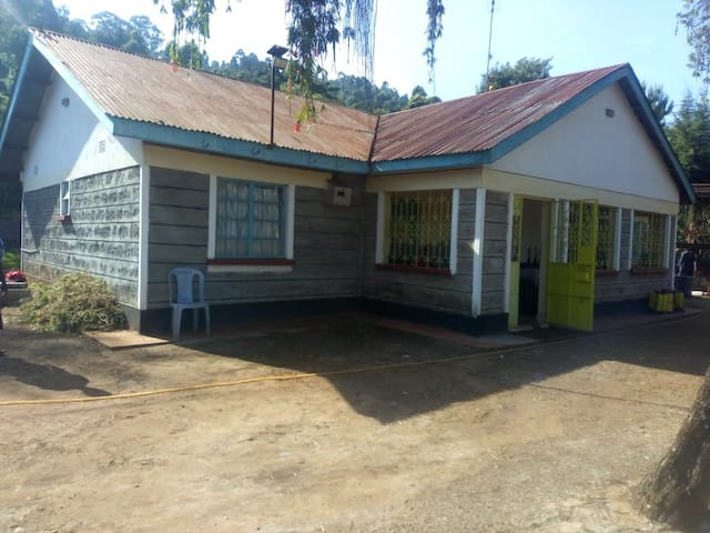 Nyeri Hill Cottage ,Home Away From Home
