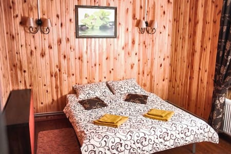 room for 4 guests. Zolotoy Bereg Chernihiv