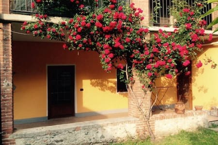 grazioso appartamento con giardino - DONNAS