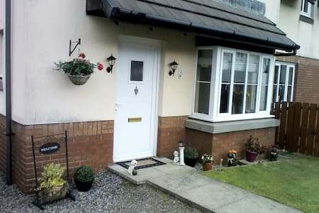Double Room In Family Home in Oban