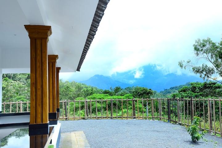 Cinar Villa Valley view