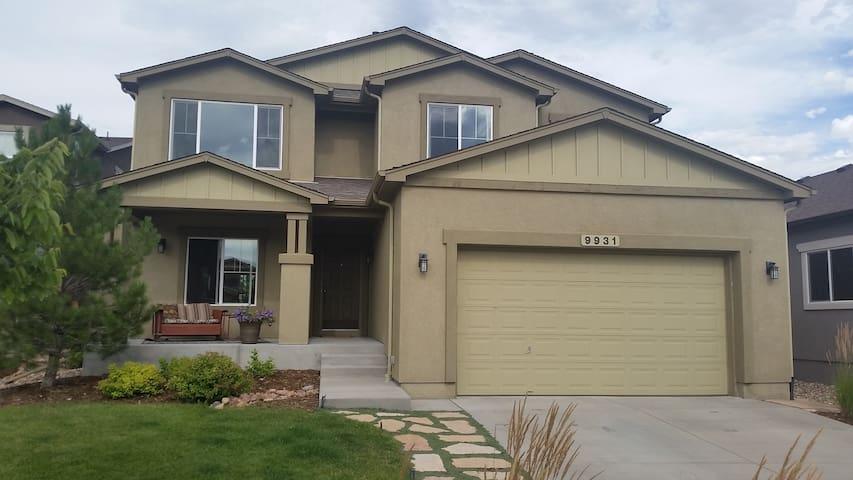 Beautiful home near USAF Academy - Colorado Springs - House