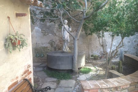 Picturesque apartment in Umbrian Medival town - Panicale - Apartamento