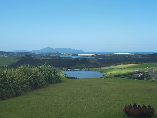 Mangawhai with Fabulous Views