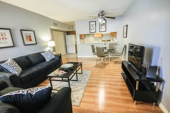 Upscale Condo Completely Renovated