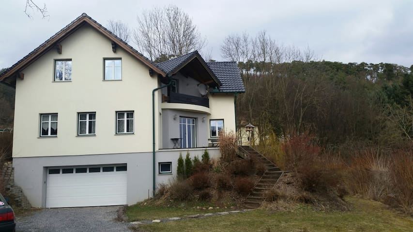 Luxuriòses Wohnen in Top-Lage nàhe Wachau - Artstetten - Huis