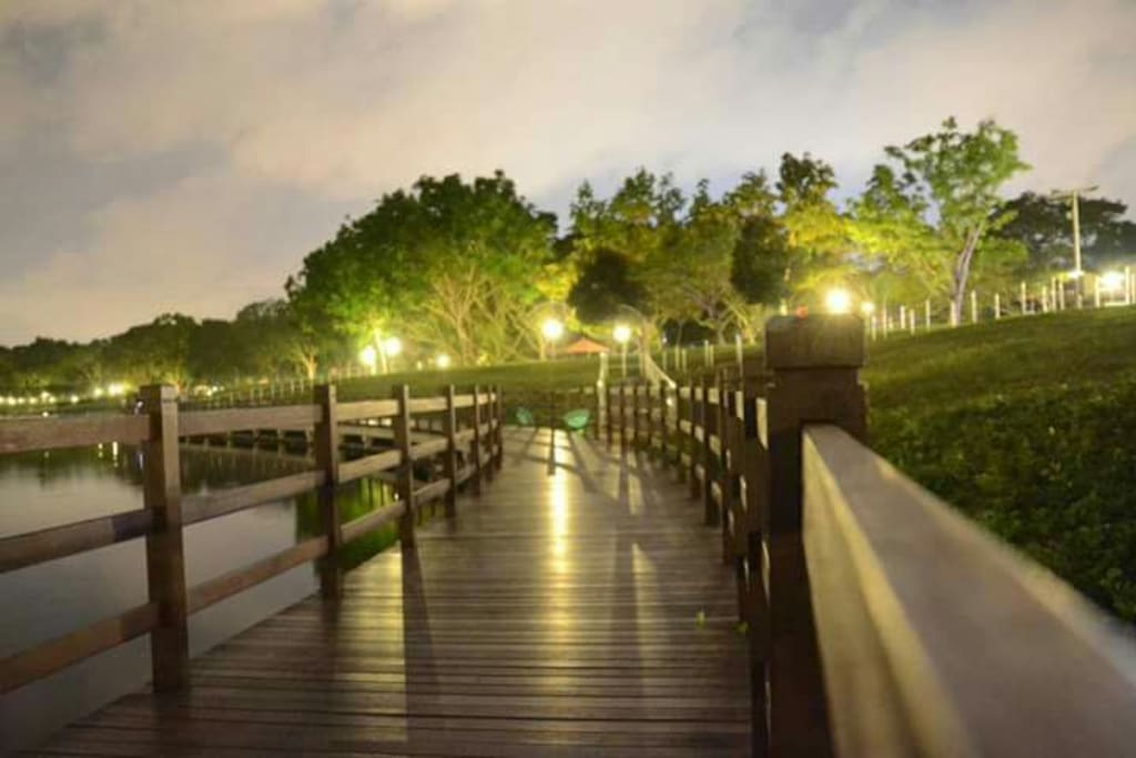 Bedok Reservoir Park