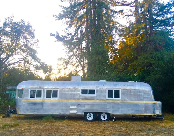 Airstream BnB on Magical Property