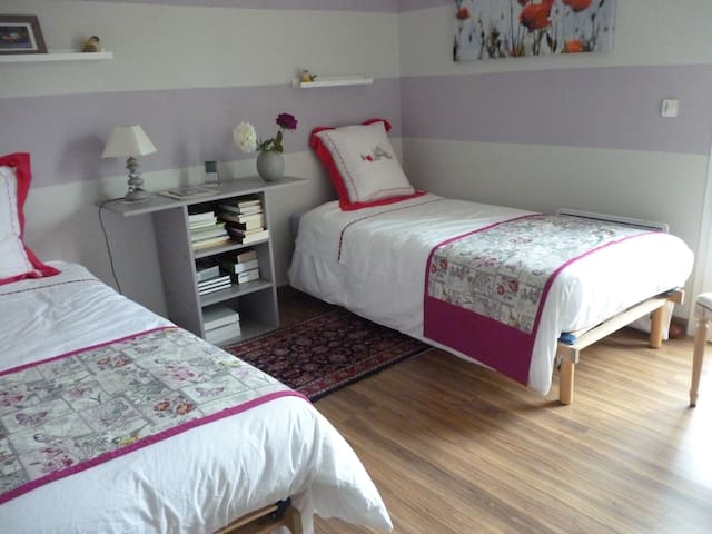 Bienvenue, je m'appelle Marie - Aire-sur-l'Adour - Bed & Breakfast
