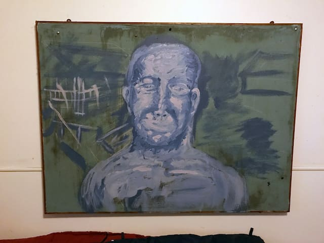 Blue Man Bedroom (Private)