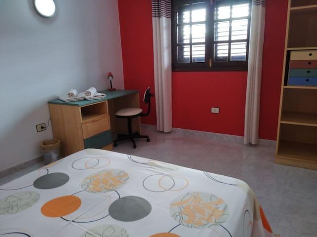 Habitación Amanay con baño