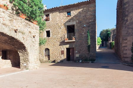 Cozy house, heart of Empordà, 8 pax - Monells