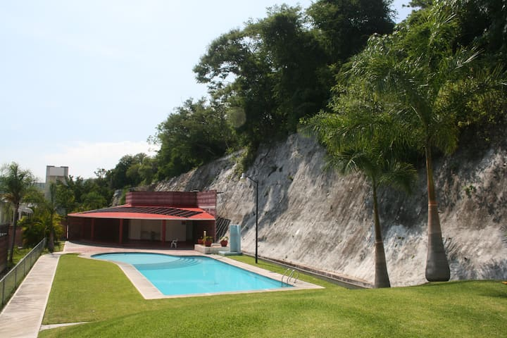 Relaxation and Tourism in Xochitepec,  Morelos. - Xochitepec - Condominio